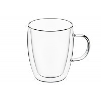 Набор чашек с двойными стенками Ardesto 2 шт AR2627G (270мл)