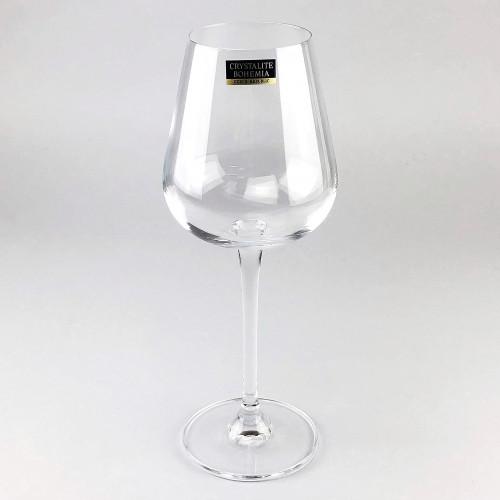 Набор бокалов для вина Bohemia Ardea 6 шт b1SF57 (260мл)