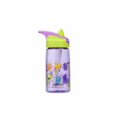 Бутылка для воды Ardesto Luna kids детская 500 мл AR2201TM,зеленая,тритан