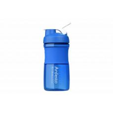 Бутылка для воды Ardesto Smart bottle 600 мл AR2202TB, синяя, тритан
