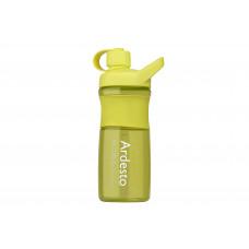 Бутылка для воды Ardesto Smart bottle 1000 мл AR2203TG, черная ,тритан