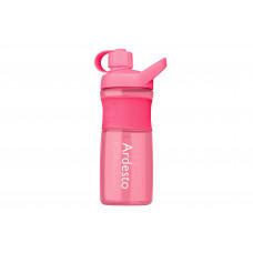 Бутылка для воды Ardesto Smart bottle 1000 мл AR2203TR, оранжевая ,тритан