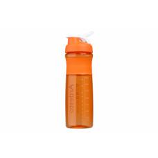 Бутылка для воды Ardesto AR2204TO Smart bottle  1000 мл, оранжевая , тритан