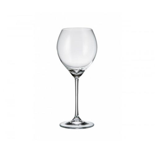 Набор бокалов для вина Bohemia Cecilia 6 шт b1SF06 (340мл)