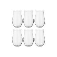 Набор высоких стаканов Bohemia Attimo 6 шт b23016 (380мл)