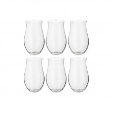 Набор высоких стаканов Bohemia Attimo b23016 (380мл)