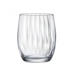 Набор низких стаканов Bohemia Waterfall 6 шт b25180 (300мл)