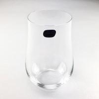 Набор высоких стаканов Bohemia Tulipa 6 шт b25300 (450мл)