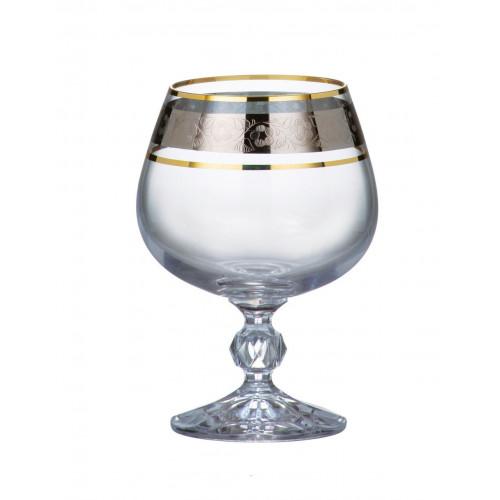 Набор бокалов для коньяка Bohemia Claudia 6 шт b40149-43249 (250мл)