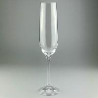 Набор бокалов для шампанского Bohemia Viola 6 шт b40729 (190мл)