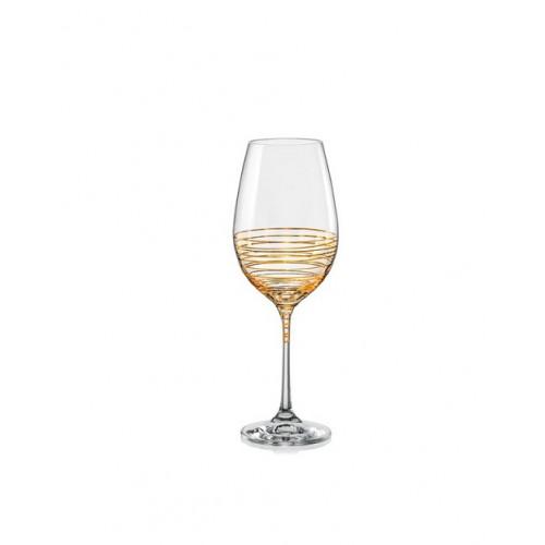 Набор бокалов для вина Bohemia Viola 2 шт b40729-M8441 (350мл)