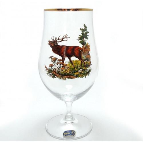 Набор бокалов для пива Bohemia Bar 2 шт  b40752-37175 (550мл)