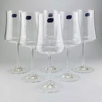 Набор бокалов для вина Bohemia Extra 6 шт b40862 (460мл)