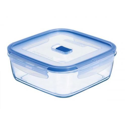 Квадратный пищевой контейнер Luminarc Pure Box Active P3552 (1220мл)