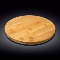 Поворотное блюд Wilmax Bamboo WL-771080 (33х4см)