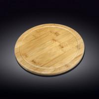 Бамбуковое блюдо Wilmax Bamboo WL-771088 (25,5см)