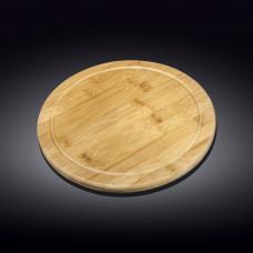 Набор бамбуковых блюд Wilmax Bamboo WL-771088 (25,5см)