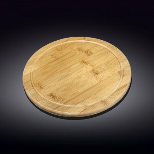 Бамбуковое блюдо Wilmax Bamboo WL-771089 (28см)
