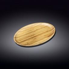 Набор бамбуковых блюд Wilmax Bamboo WL-771063 (20,5х11,5 см)
