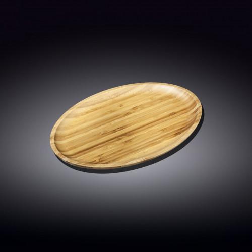 Бамбуковое блюдо Wilmax Bamboo WL-771063 (20,5х11,5см)