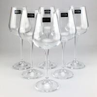 Набор бокалов для вина Bohemia Amundsen 6 шт b1SF57 (260мл)