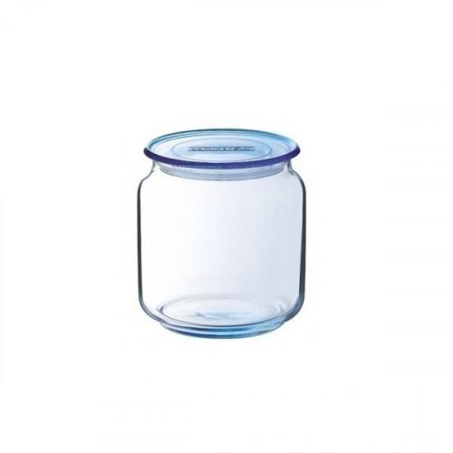 Банка для сыпучих Luminarc Rondo Ice Blue J7527 (0,5л)