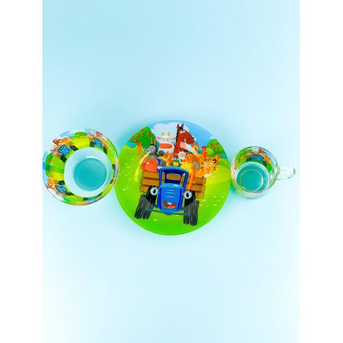 Набор детской посуды Legend Animals 3 предмета