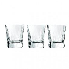 Набор низких стаканов Luminarc Icy 3 шт G2766 (300мл)