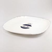 Тарелка обеденная Luminarc Lotusia H1372 (27см)