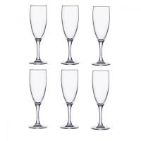 Набор бокалов для шампанского Luminarc French Brasserie 6 шт H9452 (170мл)