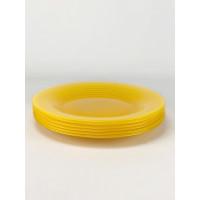 Тарелка обеденная Luminarc Factory Yellow P8137 (25см)