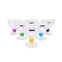 Набор креманок Luminarc Rainbow 6 шт J5987 (300мл)