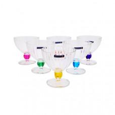 Набор креманок Luminarc Rainbow J5987 (300мл) -6шт