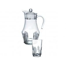 Кувшин со стаканами Arcopal Orient L4986 (кувш.1,8л,стак.270мл-6шт)-7пр