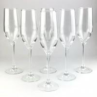 Набор бокалов для шампанского Luminarc Celeste 6 шт L5829 (160мл)