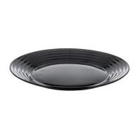 Тарелка десертная Luminarc Harena Black L7613 (19,5см)