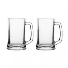 Набор бокалов для пива Luminarc Dresden 2 шт H5116 (500мл)