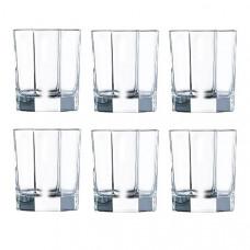 Набор низких стаканов Luminarc Octime 6 шт H9810 (300мл)