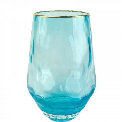 Стакан Abra 600 мл ab06 голубой