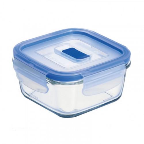 Квадратный пищевой контейнер Luminarc Pure Box Active H7675/L8775/J5627 (380мл)