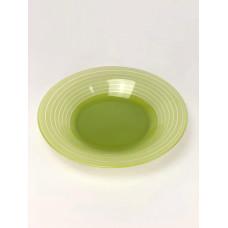 Набор глубоких тарелок Luminarc Factory Green 6 шт P8047 (21,5см)