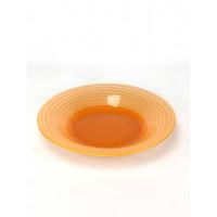Тарелка глубокая Luminarc Factory Orange P8051 (21,5см)