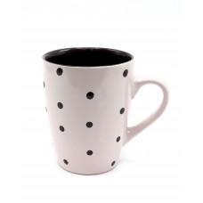 Кружка Milika Funny Dots Cream M0420-8024A (320мл)
