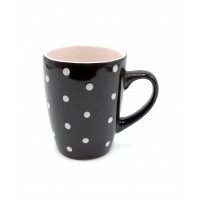 Кружка Milika Funny Dots Chocolate M0420-8024B (320мл)
