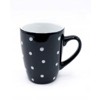 Кружка Milika Funny Dots Black M0420-8024C (320мл)