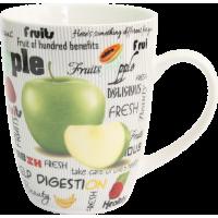 Набор кружек Milika Apple 6 шт M05020-D299-3 (320мл)