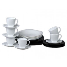 Сервиз столовый Luminarc Carine Black&White N1500/D2382 - 30пр