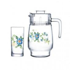 Кувшин со стаканами Arcopal Cybele N3214 7пр