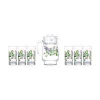 Кувшин со стаканами Luminarc Mabelle N36790 (кувш.1,6л,стак.270мл-6шт)-7пр