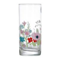 Набор высоких стаканов Luminarc Rose Pompon 6 шт N3684 (270мл)